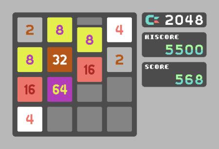 C-2048-2game-blog
